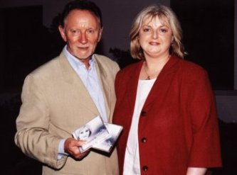 Aoife with Phil Coulter